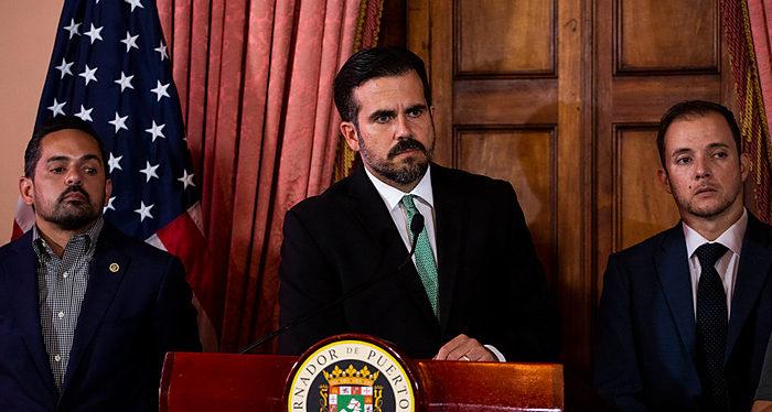 Ricardo Rosselló, Puerto Rico