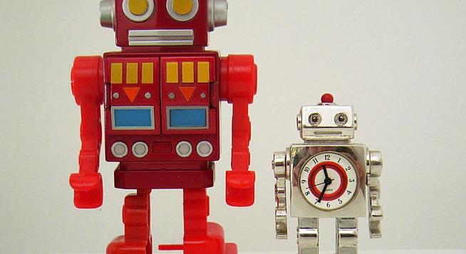 Robots, desempleo