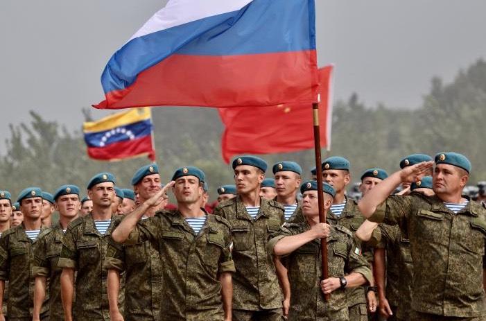 Rusia en América Latina
