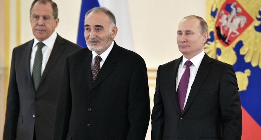 Rusia, Putin, Afganistán