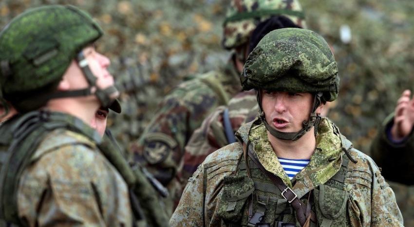Rusia, tropas, Bielorrusia