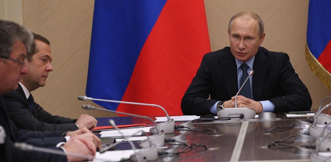 Rusia, Gabinete, Mikhail Mishustin, Putin