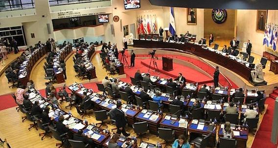 El Salvador, Congreso