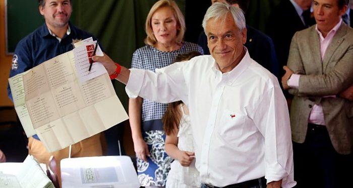 Piñera, Chile