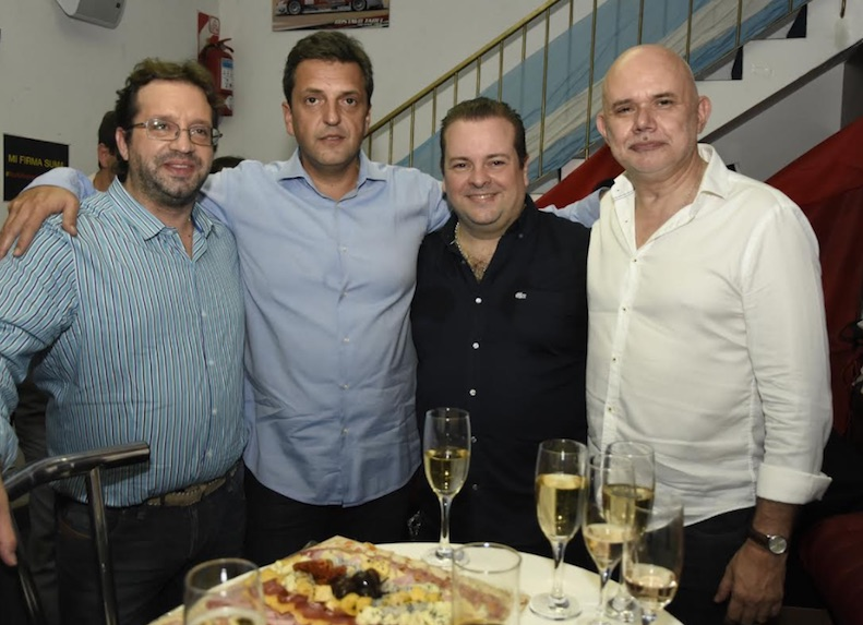 Massa, Gentilini, Forastiero, Lavagna