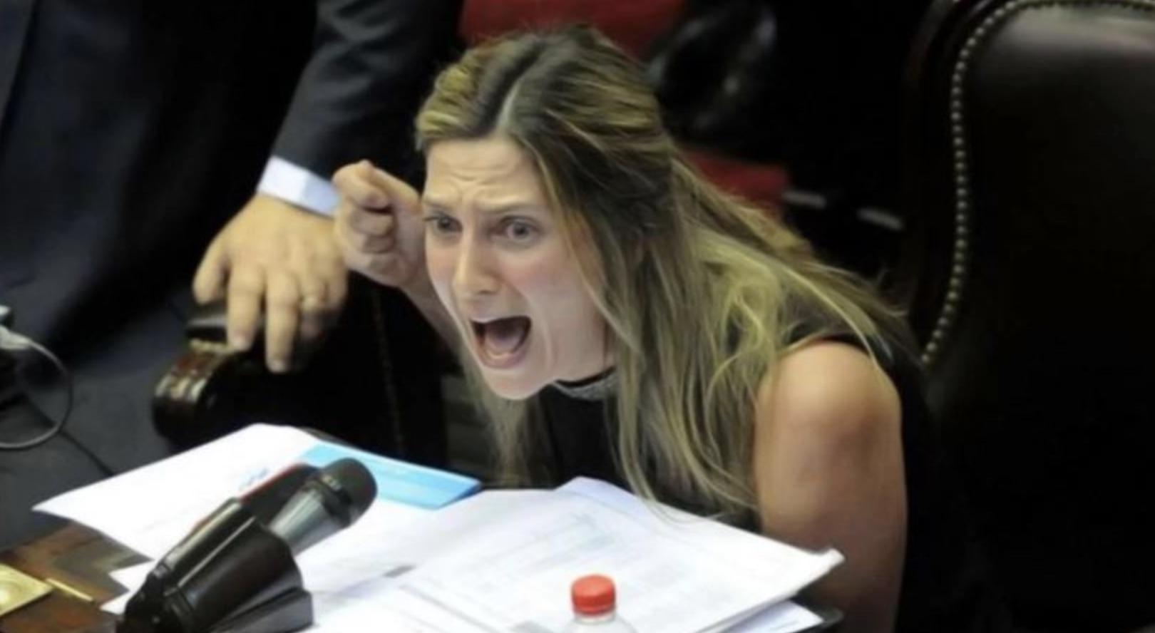 Silvia Lospennato, Feminismo, Escrache