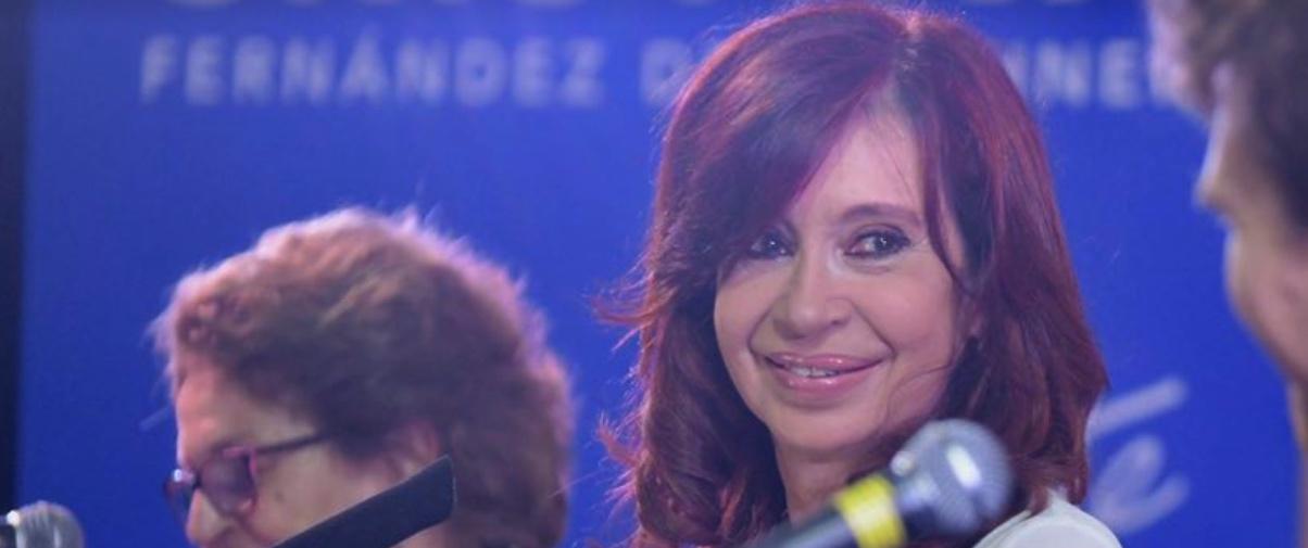 Cristina Fernández de Kirchner, Sinceramente