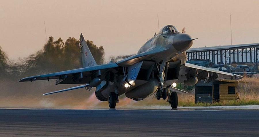 Bombardero sirio, Guerra civil siria, Oriente Medio, Rusia
