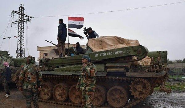 Siria, Ejército