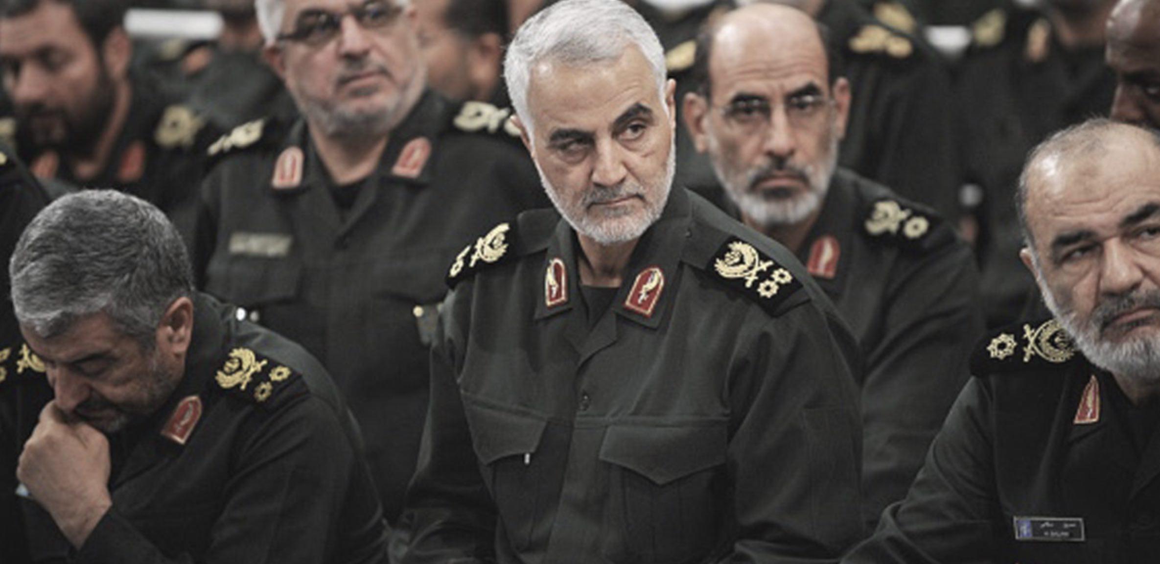 Soleimani, Irán