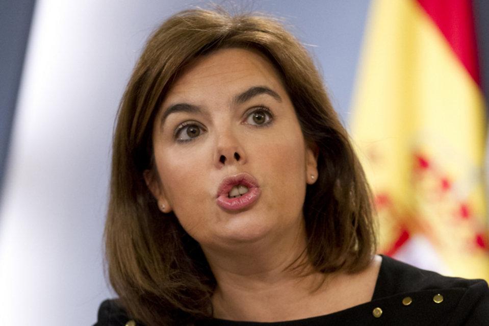 Soraya Sáenz Santa María