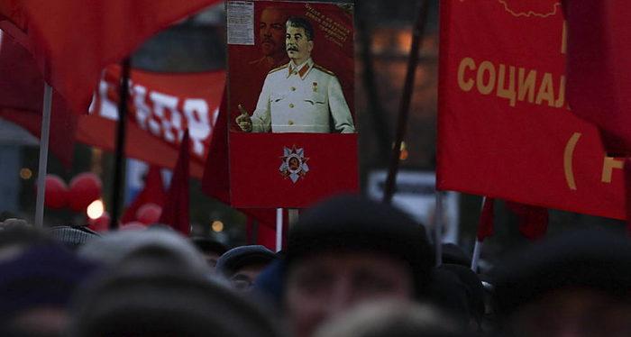 Revolución Rusa, Stalin