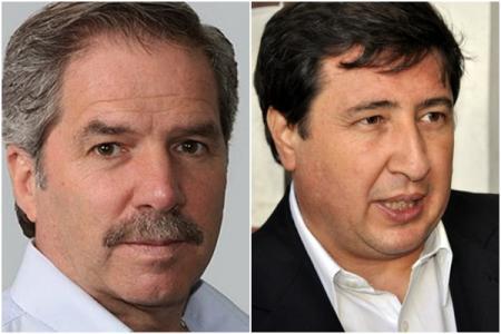Resultado de imagen para Felipe Solá y Daniel Arroyo
