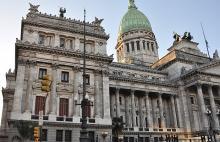 Congreso argentino, Caso Ameri, Corrupción