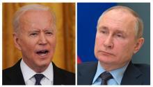 Joe Biden, Estados Unidos, Vladimir Putin, Ucrania, Partido Demócrata