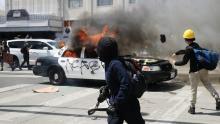 Estados Unidos, George Floyd, Manifestantes violentos, Antifa, Black Lives Matter
