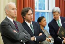 Estados Unidos, Joe Biden, Tony Blinken, Neoconservadores