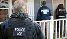 ICE, agentes