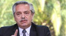 Alberto Fernández cansado, Gobierno de Alberto Fernández