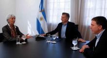 Gabinete argentino, Lagarde, Dujovne, Mauricio MAcri