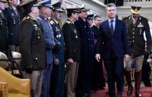 Argentina, Macri, Fuerzas Armadas contra terrorismo y narcotráfico
