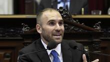 Martín Guzmán, Ministerio de Economía, Default argentino, Default de Alberto Fernández