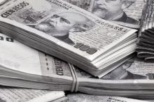 Peso argentino, Devaluación del peso argentino