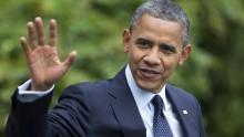 Barack Obama, adiós