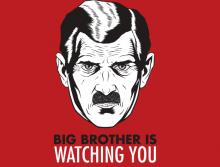 Gran Hermano, George Orwell