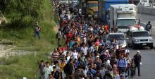 Caravana de Migrantes, Triángulo Norte, Estados Unidos, Ilegales en EE.UU.