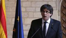 Cataluña, Carles Puigdemont, España, Independencia catalana