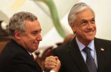 Chile, Ennio Vivaldi y Sebastián Piñera