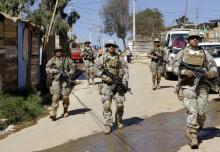 Chile, Estado de Excepción, Ejército de Chile