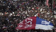 Chile, Manifestaciones, Protestas en Chile, Protesta pacífica, Violencia
