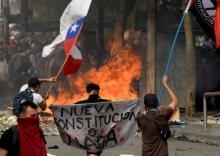 Chile, Violencia, Nueva constitución