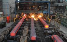 China, acero, industria siderúrgica