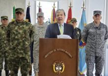 Colombia, Fuerzas Armadas, Ejército Nacional, Christian Ríos Moncayo