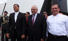 Ecuador, Colombia, Rafael Correa, Ernesto Samper, Narcotráfico, Narcopolítica