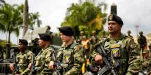 Colombia, Reserva Activa, Fuerzas Militares