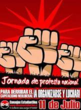 Paro nacional en Colombia, Comunismo