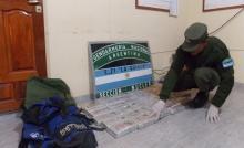 Drogas, Gendarmería Nacional