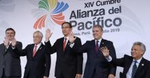 Ecuador y la Alianza del Pacífico