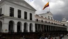 Ecuador, Palacio de Carondelet, Quito
