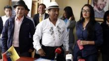 Ecuador, Collahuazo, Carla Delgado Reinoso, Comités de Revolución Ciudadana, CRCs