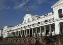 Ecuador, Gobierno, Gasto público, Carondelet, Lenín Moreno