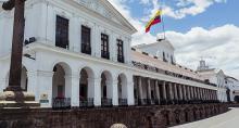 Ecuador, Quito, Gobierno, Carondelet