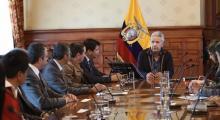Ecuador, Lenín Moreno, Gabinete, Gobierno de Moreno, Carondelet, Quito