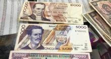 Ecuador, monedas, Dolarización