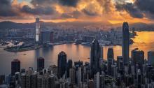Hong Kong, panorama, Moneda de Hong Kong, Dólar de Hong Kong