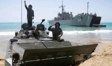 Estrecho de Hormuz, Irán, Guardia Revolucionaria Iraní